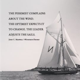 John Maxwell, on leadership