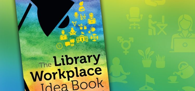Book cover: The Library Workplace Idea Book